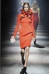 Lanvin Fall 2012 Collection Video Review:  Alber Elbaz's Decadent Decade in Prêt-à-Porter