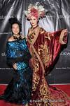 'Sue Wong New Year's Eve Fete-Retrospective Collection with Glamour and Beauty'