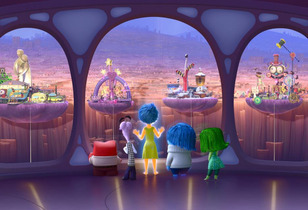 """Inside Out"" at the El Capitan Theater -  Disney•Pixar Explores What Goes on Inside Your Head"