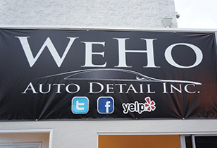 WeHo Auto Detail Review - Best Detailing in LA