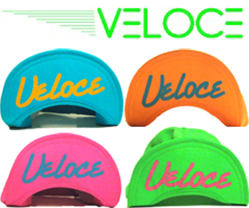 Coming in 6 color ways neon green neon blue neon orange neon pink
