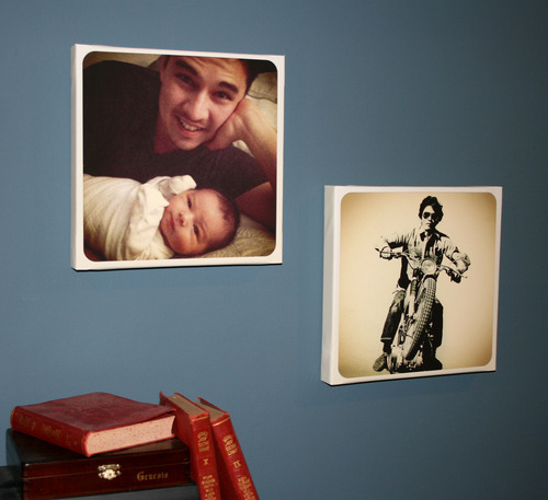 Entertainment gifts over 15 entertainment gift guide roundup for a sample of a 12 instagram print there are several styles one image is of a fatherson and the second is a vintage effect of the fathers father on a fandeluxe Gallery