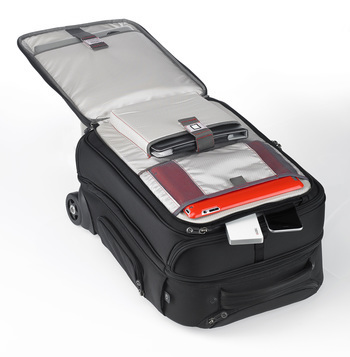 12173acfbe ecbc TSA-friendly Sparrow Wheeled Garment Bag
