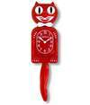 Kit-Cat - Small Red Kit-Cat Clock