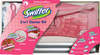 The Limited Edition Pink Swiffer Sweeper and Pink Swiffer Duster