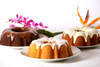 Edda's Bundt Cakes in 3 delicious flavors