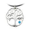 Waves of Gratitude Branches of Hope Necklace