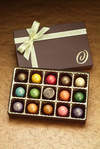 Choclatique Spring Truffles Collection