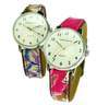TOKYObay liberty print watch, satchel and cosmetic case line
