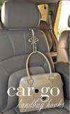 Designer Purse Hook for the CAR !!
