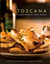 Toscana Italian Cookbook