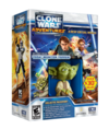 """Galactic Passport"" retail package for 'Star Wars: Clone Wars Adventures'"
