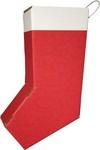 Christmas Stocking box mailer