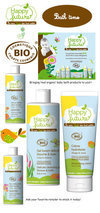 Mom and Baby are Pleased with Happy Future 'real organic' certified baby skincare products!