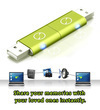 iTwin - The USB Drive Reinvented