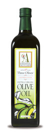 Three Olives Olive Oil by The Artisanal Kitchen