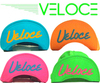 Retro Styled Flip Brim Hat By Veloce hats