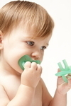 Molar Muncher Hands Free Teether for 0-24 Months