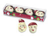 Moonstruck Chocolate - Mr. and Mrs. Claus Truffle Collection
