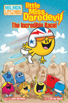LITTLE MISS DAREDEVIL: THE INCREDIBLE RACE graphic novel/manga (for all ages)