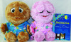 Children's sleep-time plush doll