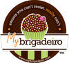 Luscious Chocolate Brigadeiros made with organic and natural ingredients and void of preservatives.