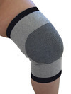 BAMBOO PRO Knee Support - Self-Heating & Cooling for All Day Relief