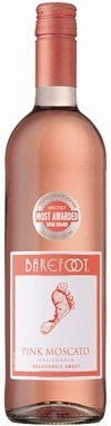 Barefoot Cellars NV Pink Moscato