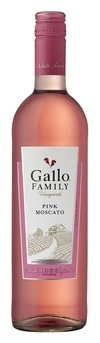 Gallo Family Vineyards NV Pink Moscato