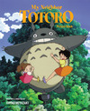 Hayao Miyazaki's whimsical animated family fantasy MY NEIGHBOR TOTORO PICTURE BOOK (New Edition- with new cover design)