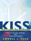 KISS: Keep it Simple and Sustainable