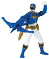 Saban's Power Rangers Megaforce Battle Morphin Blue Ranger