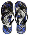 Astrology art and Inspiring quotes bring back the fun in Musewear Flip Flops!