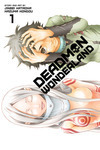 DEADMAN WONDERLAND a post apocalyptic manga/graphic novel series set in a bizarre futuristic prison