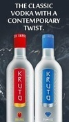 Kruto Vodka - The Finest Ukrainian Vodka