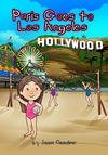 Colorful preschool travel books: Paris Goes to Los Angeles
