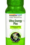 Rainbow Light's Ultra Energy Plus