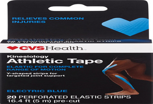 CVS Health Kinesiology Athletic Tape Strips