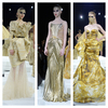 Rafael Cennamo Fall 2013 Collection Review: All That Glitters is Gold