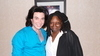 Frank Marino Visits Whoopi Golberg – They   Reminisce After Her Vegas Show at Treasure Island