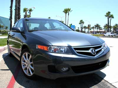 Acura  Review on 2006 Acura Tsx Review   Road Test   Splash Magazines   Los Angeles