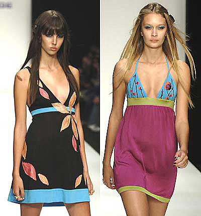 Ashley Paige Spring 2007 Collection: Spring of Love - knitwear - spring 2007 designers