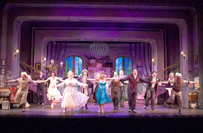 The Drowsy Chaperone Review A Must See Splash