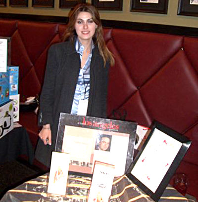 Gbk Golden Globe Gifting Suite Splash Magazines Los