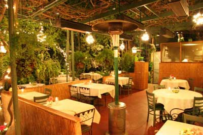 Ojai 39 s ranch house restaurant a recipe for romance for The ranch house in ojai