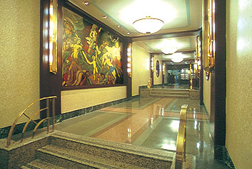 Hotel Edison   New York City also Fouquets Barriere Paris also Wholesale Long Hanging L furthermore 466615211364495900 together with Cecil Hotel  Los Angeles. on art deco lobby