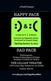 Happy Face Sad Face Theatre Review - It Twists and Turns into a Comedy