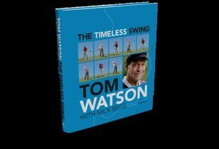 Legendary Golfer Tom Watson's new book, THE TIMELESS SWING