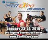 TheFitExpo Los Angeles 2016 - Begin the New Year with Fitness
