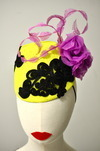 Melbourne Cup Fashion | Fashionable Fascinators